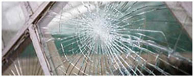 Wallasey Smashed Glass